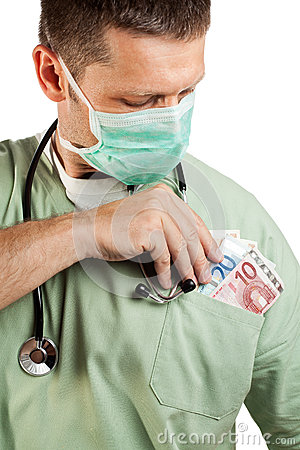 Things a surgeon should have in his pocket